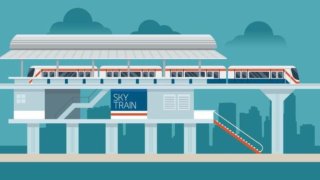 Jakarta Loop Line Cita-cita Lama yang Nggak Jalan-Jalan