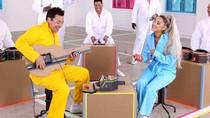 Nintendo Labo Iringi Ariana Grande Bernyanyi