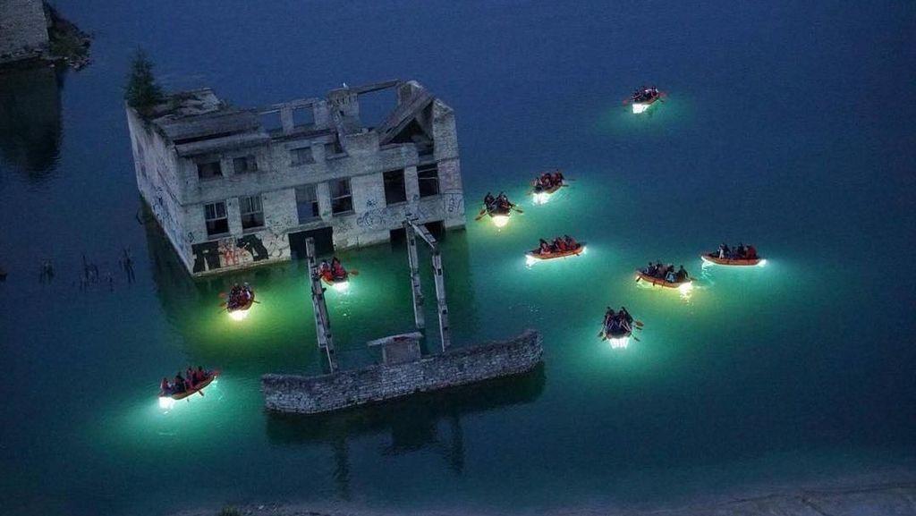 Pernah Dengar Penjara Underwater? Beneran Ada di Estonia