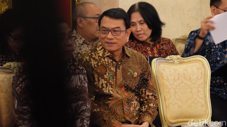 Polda Riau Diserang Teroris, Moeldoko: Kita Tak Boleh Kendur!