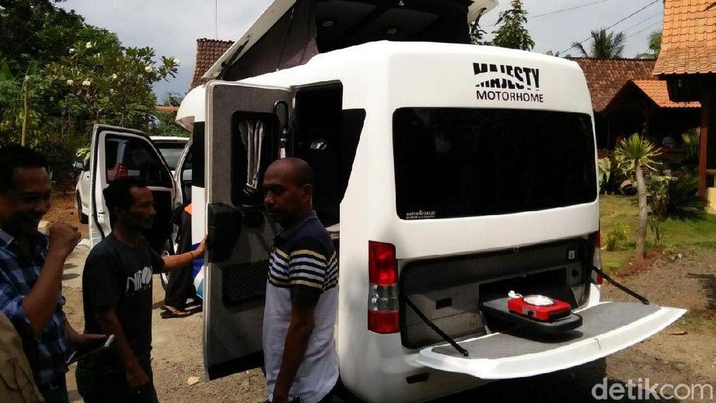 Wah! Di Banyuwangi Bakal Ada Rumah Mobil Untuk Wisatawan