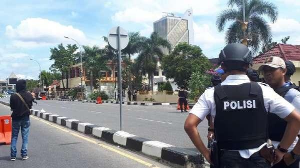 Setelah Polda Riau Diserang Teroris, Acara Sambut Ramadan Dibatalkan