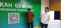 Jelang Ramadan, BAZNAS dan Go-Pay Rilis Sedekah QR Code