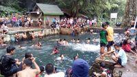 Mata air Senjoyo (Eko/detikcom)