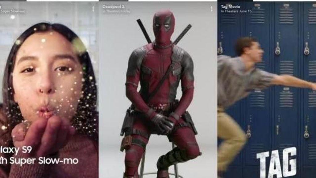 Walah, Iklan di Snapchat Ada yang Tak Bisa Di-skip