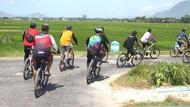 Segar, Bersepeda di Tengah Hijaunya Tulungagung