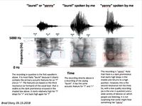 Rekaman suara Yanny vs Laurel yang viral.