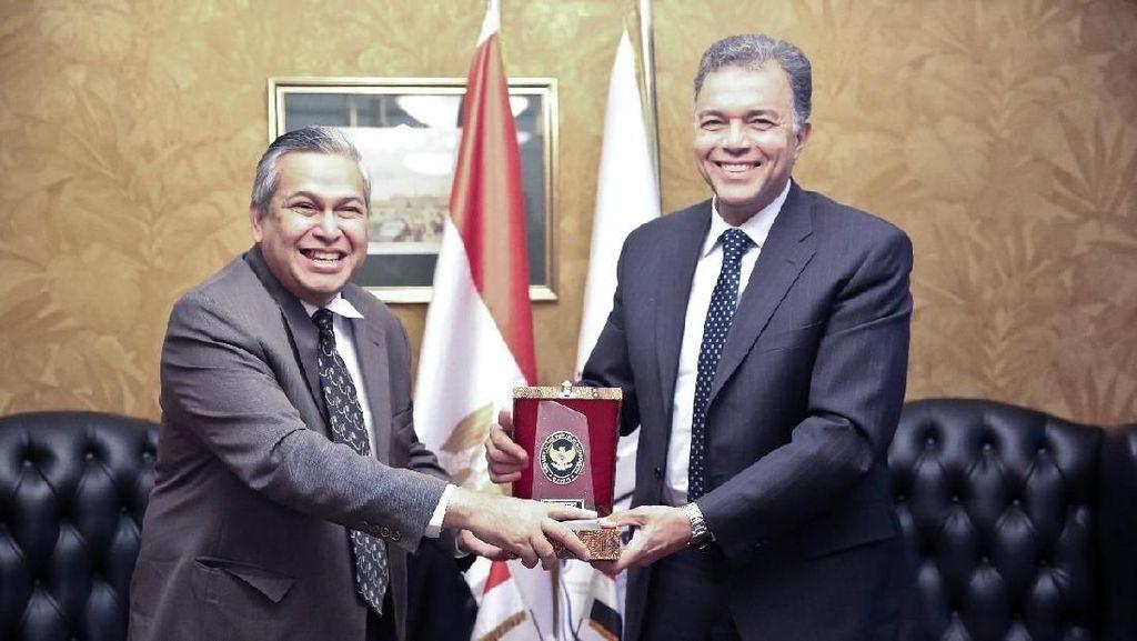 Indonesia Bidik Proyek Kereta Api di Mesir