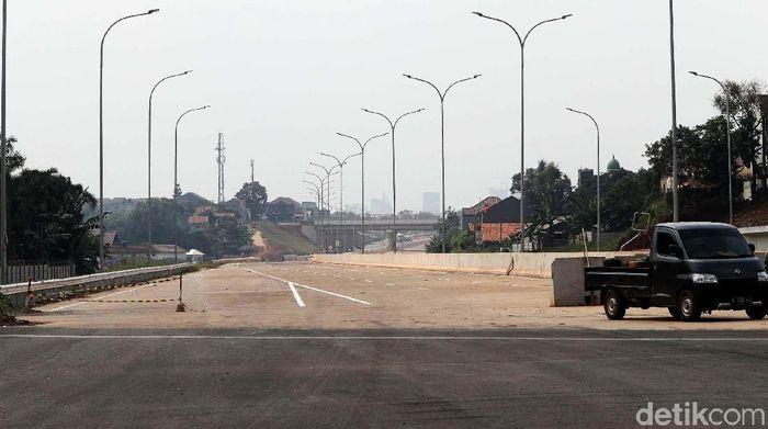 Bakal ada event lari desari 10k di jalan tol Depok-Antasari (Reuters)