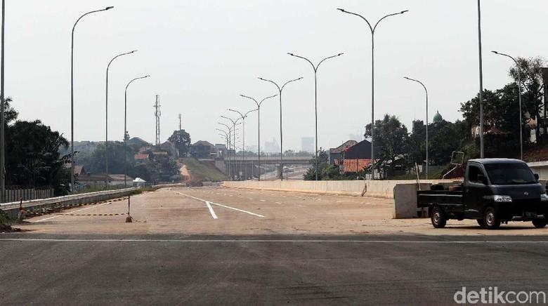 Desari 10K, Sensasi Lari di Jalan Tol Jakarta-Depok-Antasari