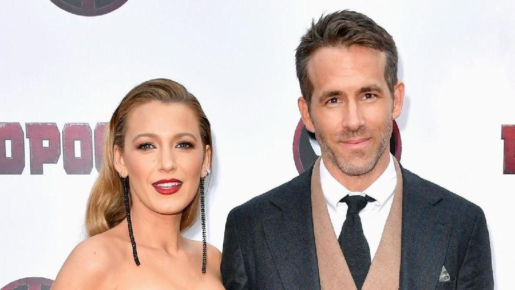 Ini Sebabnya Ryan Reynolds Tak Mau Anaknya Jadi Artis Cilik