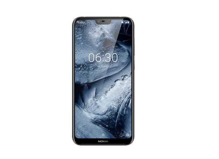Nokia X6 . Foto: HMD Global