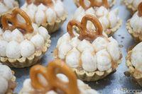 Djakarta Pie : Renyah Enak Pie Nutella hingga Startle Cheese yang Dihias Cantik