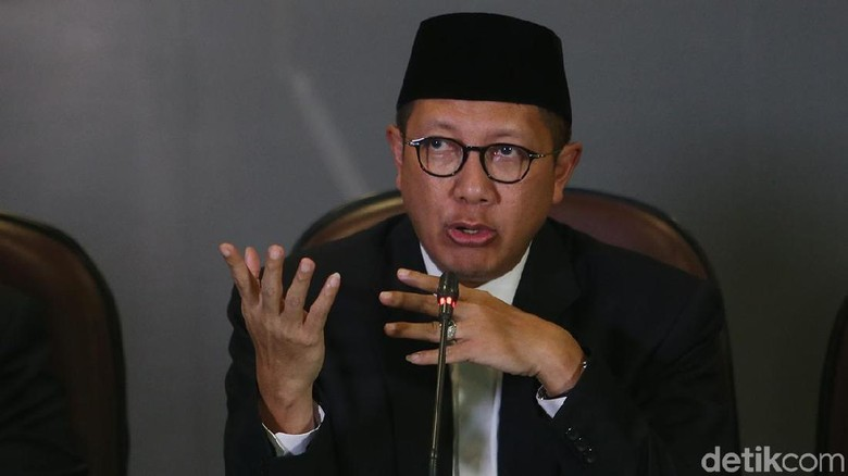 Menag Jawab Kritik Anggota DPR soal Rilis 200 Mubalig
