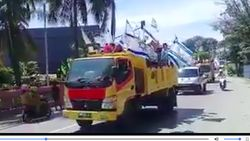 Ini Kata Ketua FKUB Papua soal Konvoi Bendera Bintang Daud