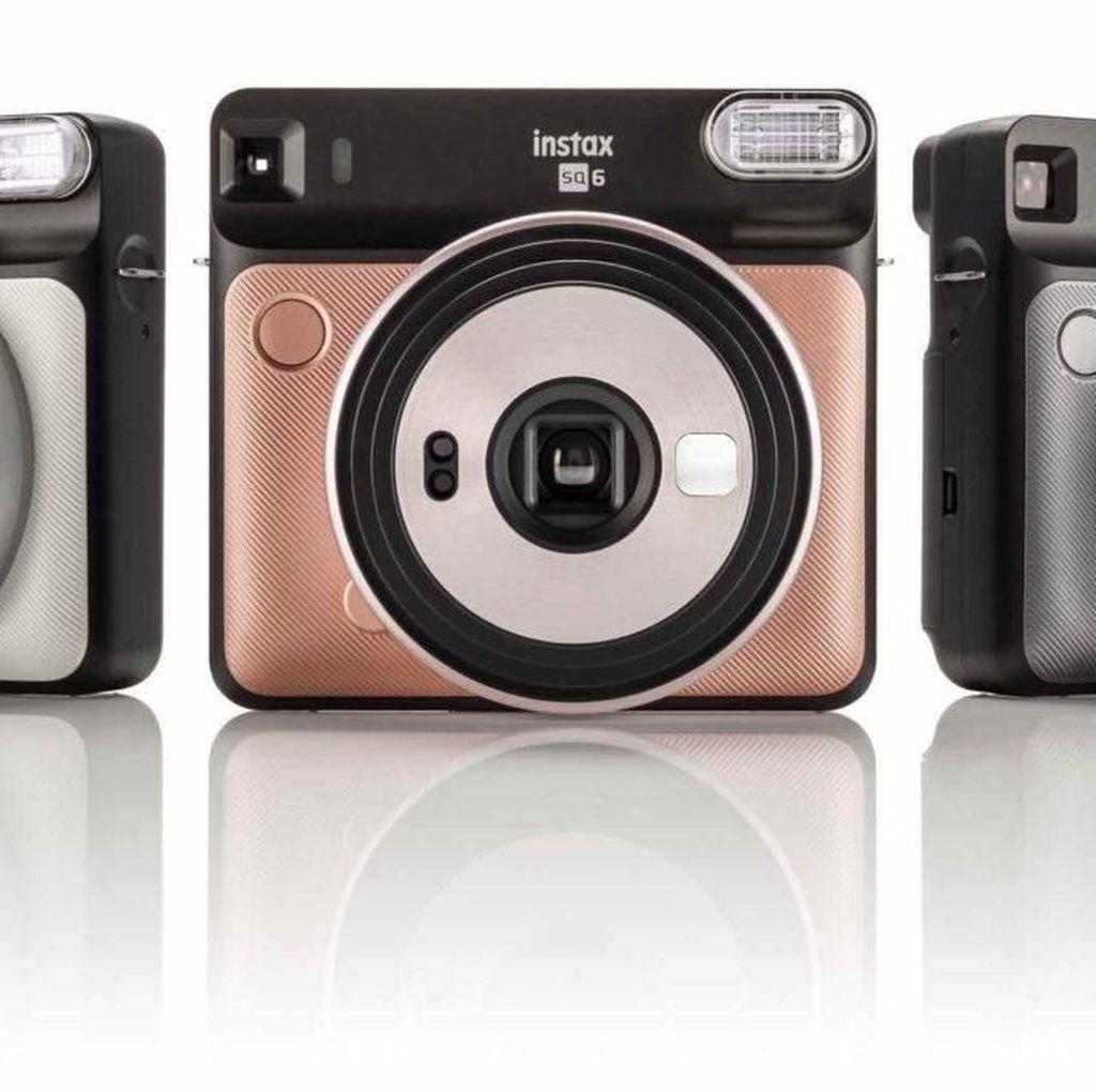 Fujifilm Rilis Instax Analog Anyar, Seperti Apa?
