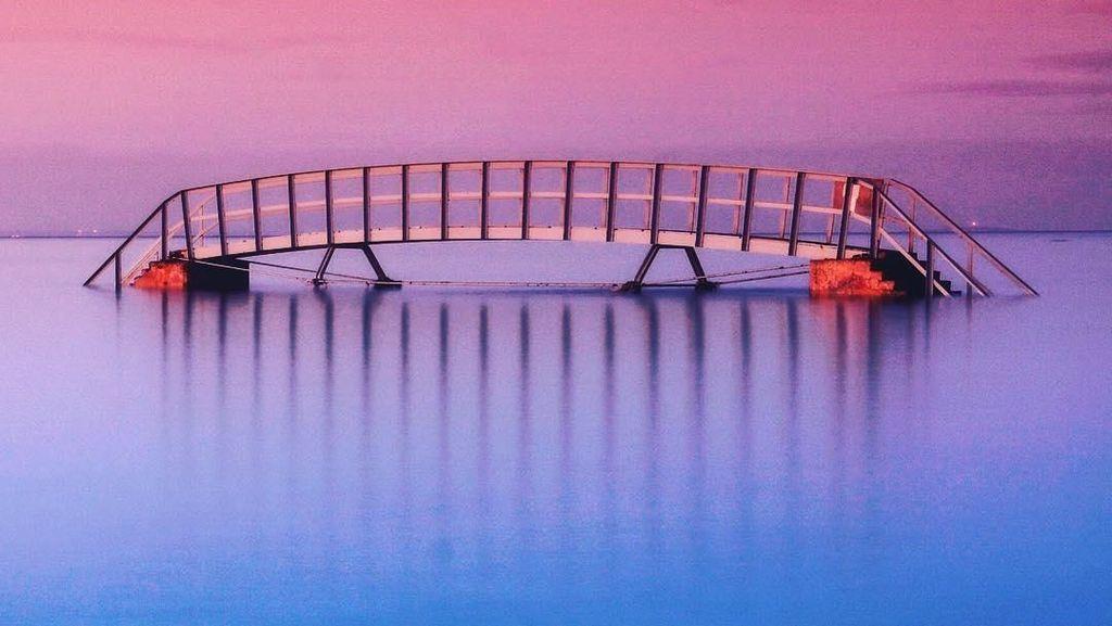 Jembatan Tanpa Tujuan di Skotlandia