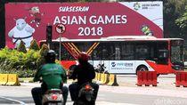 Asian Games Dijamin Sesuai Standar Internasional Meski Anggaran Terbatas