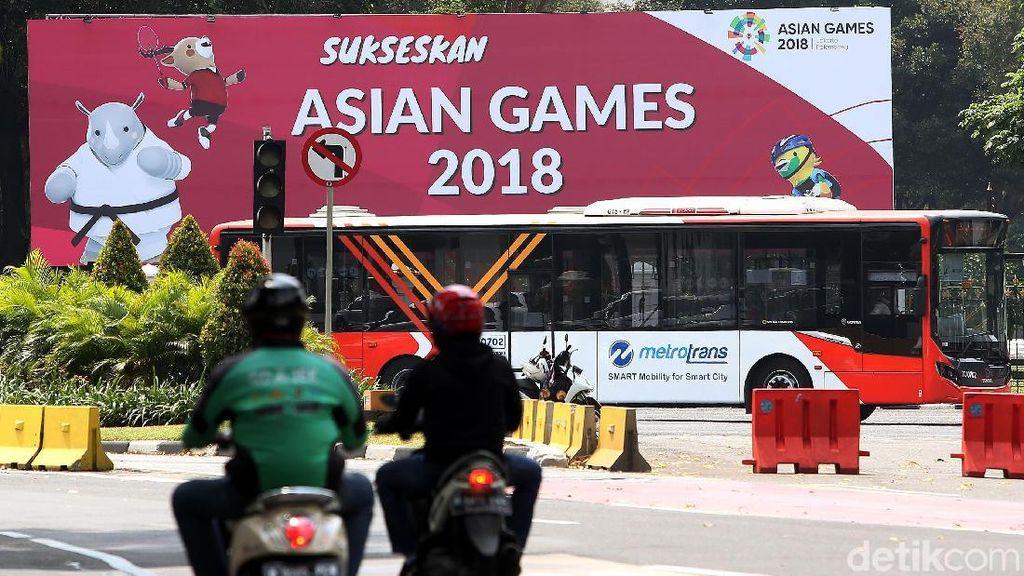 CdM Klaim Persiapan Atlet ke Asian Games 2018 Bebas Masalah