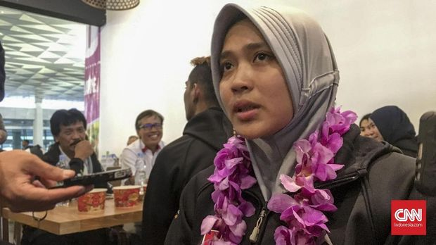 Mengenal Aries Susanti Rahayu, 'Spiderwoman' Indonesia
