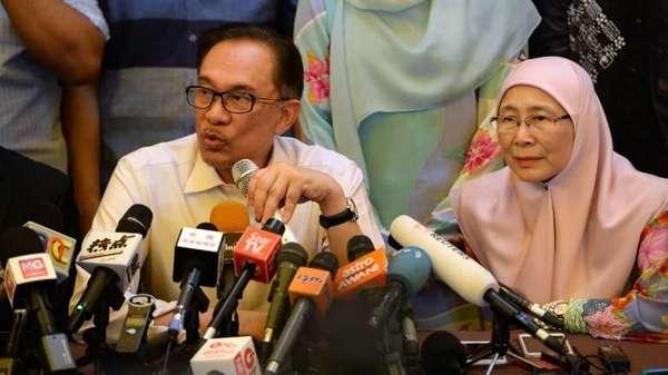 Usai Bebas, Anwar Ibrahim: Akan Ada Fajar Baru bagi Malaysia