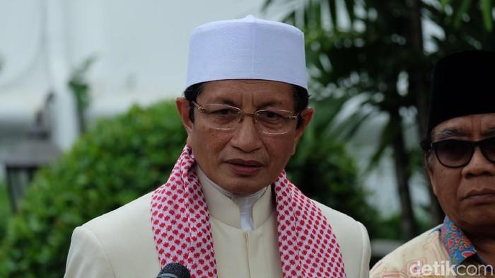 Imam Besar Masjid Istiqlal Nasaruddin Umar (Foto: Dhika-detikcom)