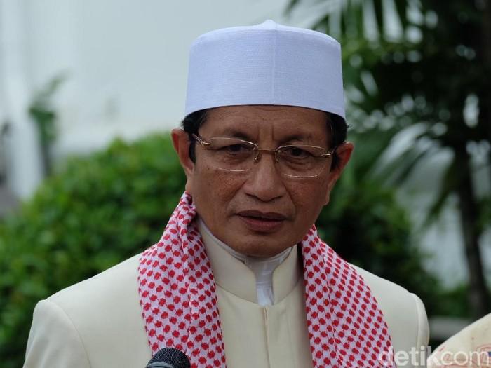 Imam Besar Masjid Istiqlal Nasaruddin Umar (Dhika-detikcom)