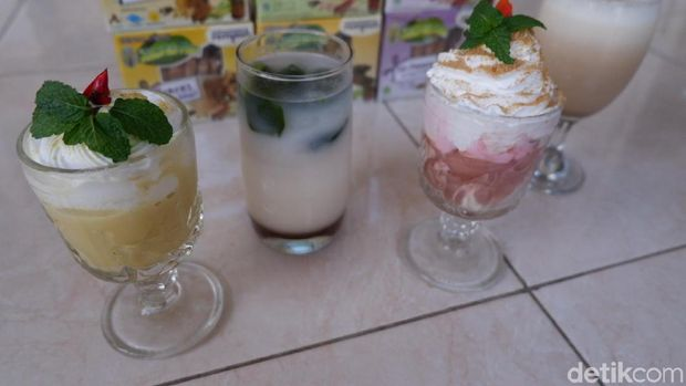 Jamu Kekinian dari Wonosobo, Tidak Pahit dan Disajikan Ala Cafe