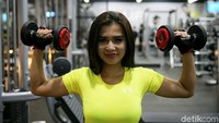 Maria Vania Enggak Minat Bikin Konten di Luar Olahraga?