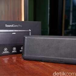 Anker SoundCore Pro, Suara Nendang dan Andal Isi Baterai Gadget