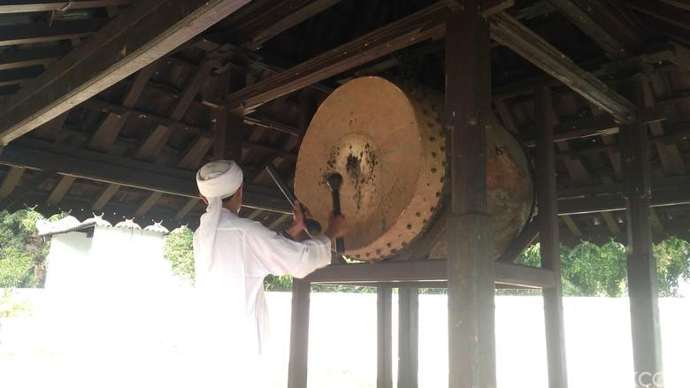 Tradisi Tabuh Bedug Sambut Ramadan di Keraton Kasepuhan Cirebon