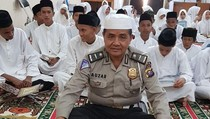 Ipda Auzar, Muazin yang Gugur Ditabrak Teroris di Mapolda Riau