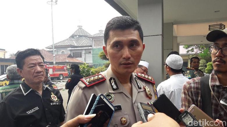 Marak Teror Bom, Begini Aturan Berkunjung ke Kantor Polisi