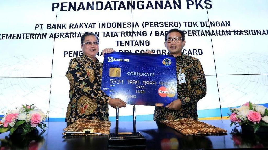 Permudah Transaksi Perbankan di Lingkungan BPN