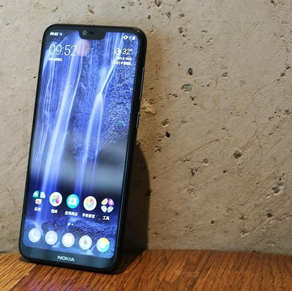 Produsen Ponsel Nokia Dikucuri Uang Rp 1,4 Triliun