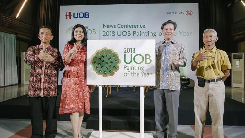 Kompetisi Seni Lukis UOB Indonesia 2018 Kembali Dibuka