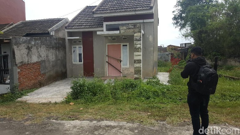 Baru 2 Bulan Ketua JAD Jatim Tempati Rumah Kontrakan