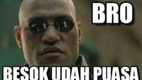 Meme Kocak Sambut Ramadhan 2021