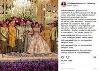 Gaya Krisdayanti mengisi acara di pesta pernikahan jadi kontroversi.