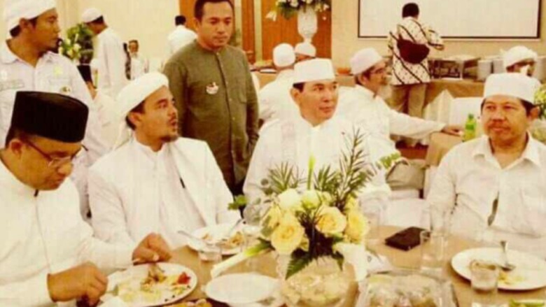 Tommy Soeharto Temui Habib Rizieq di Mekah, Bahas Pilpres 2019?