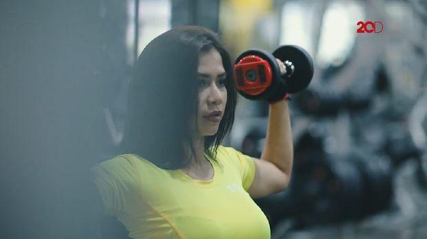 Bagi Maria Vania, langsing itu 70 persen ditentukan oleh pola makan dan 30 persen sisanya dari olahraga.