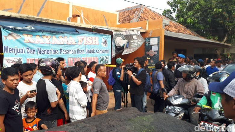 Penggerebekan Teroris Tangerang, Polisi Temukan Bendera ISIS