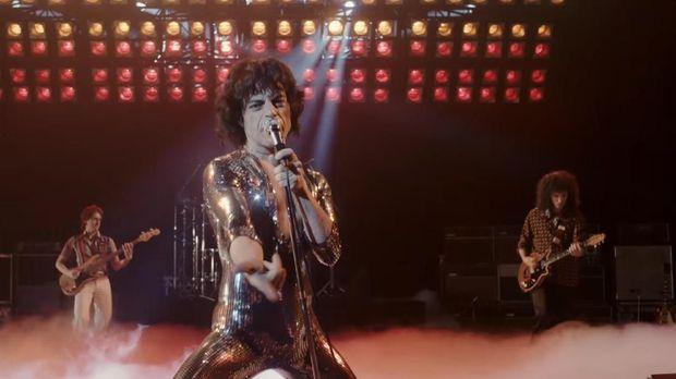 Film 'Bohemian Rhapsody'.