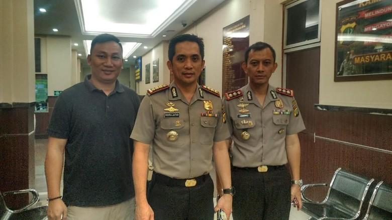 Pengamanan Sidang Tuntutan Aman Abdurrahman Diperketat