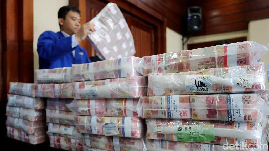 Gaji Ketua MA Lebih Tinggi dari Megawati di BPIP