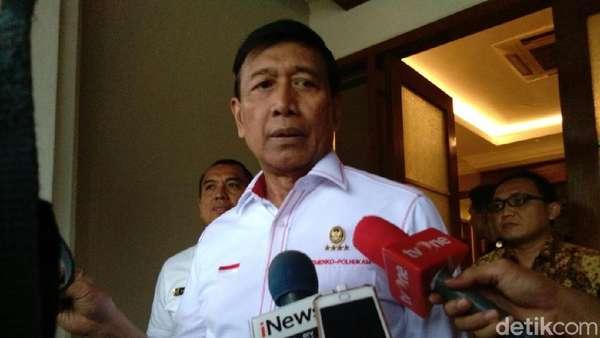Ikut Berantas Teroris, TNI Dijamin Wiranto Tidak Super Power
