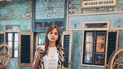 Liburkan Karyawan saat Corona, Kirana Larasati Masih Urus Bisnisnya