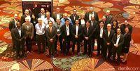 Pertemuan tahunan IMMA di Las Vegas
