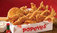 Ayam Goreng dari Popeyes Ternyata Jadi Makanan Favorit Anthony Bourdain