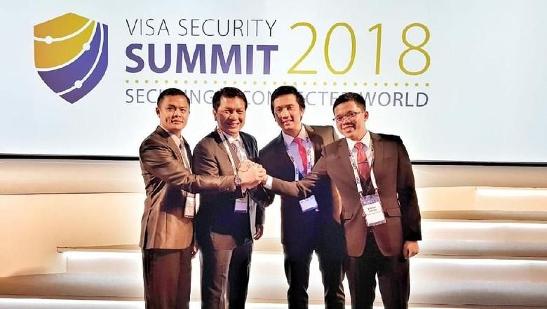 Bongkar Skimming, Polda Metro Dapat Award di Forum Visa Summit